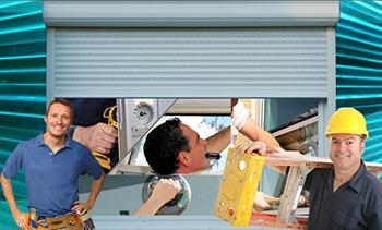 Installation porte blindée Rollot 80500